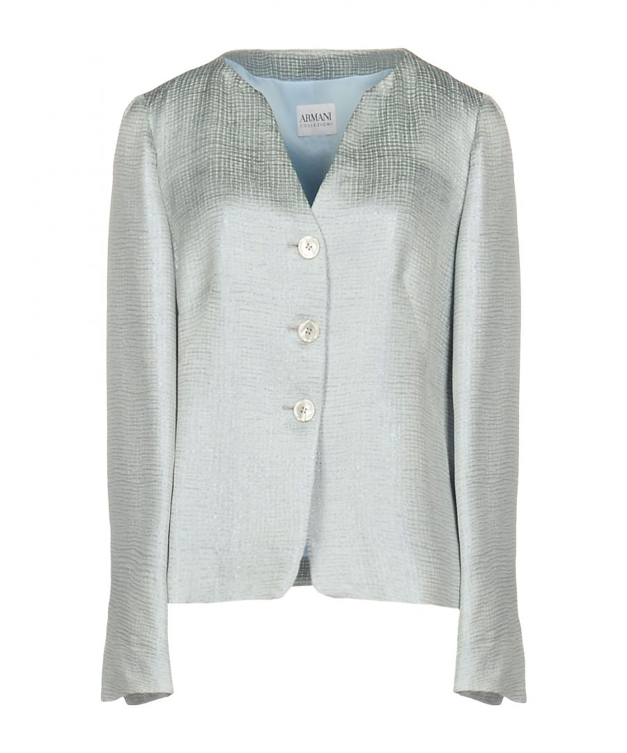 Image for Armani Collezioni Sky Blue Jacket