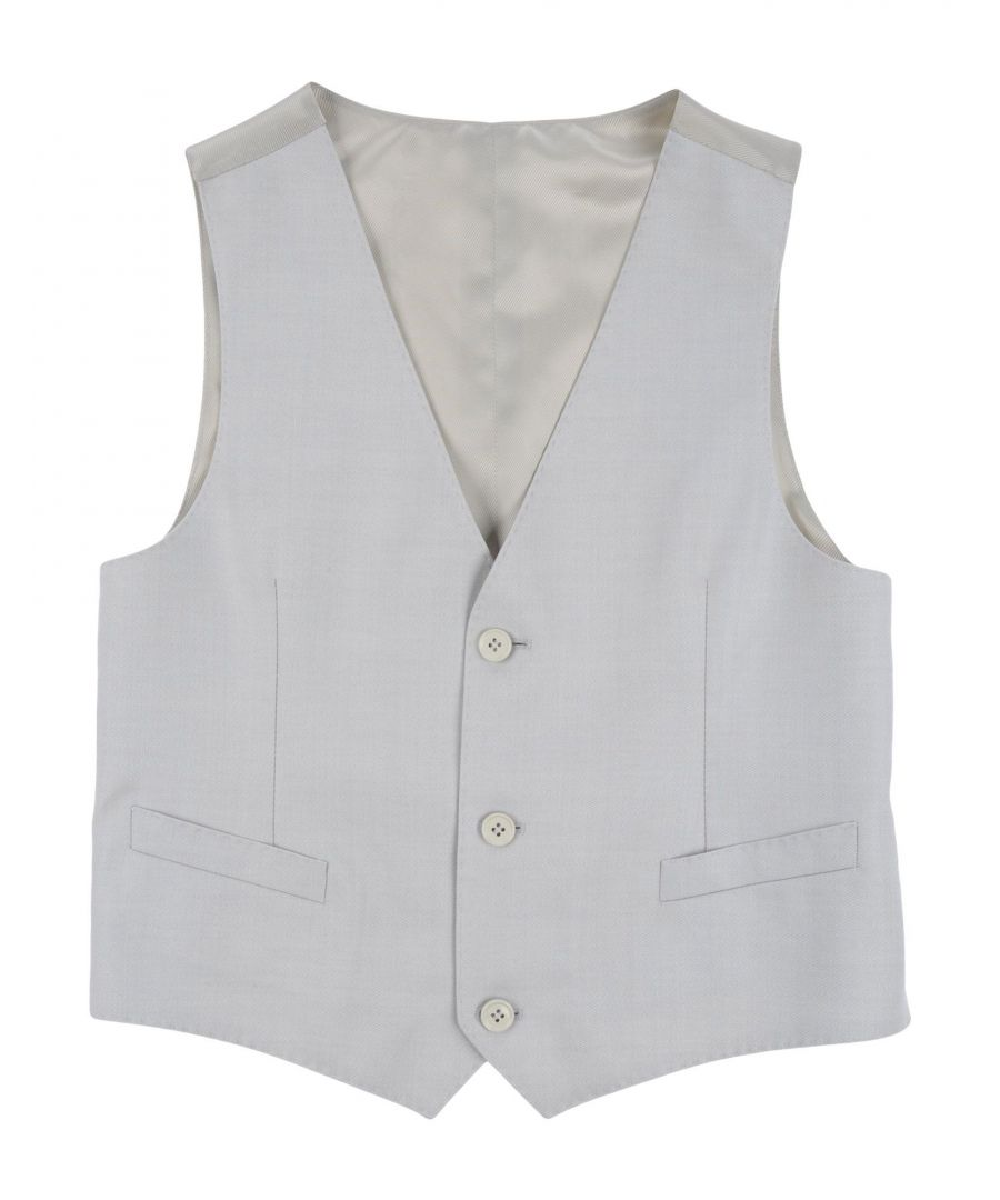 Image for SUITS AND JACKETS Dolce & Gabbana Light grey Boy Virgin Wool