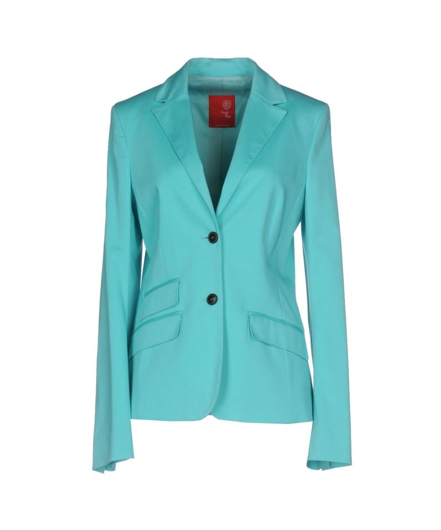 Image for SUITS AND JACKETS Boule De Neige Turquoise Woman Cotton