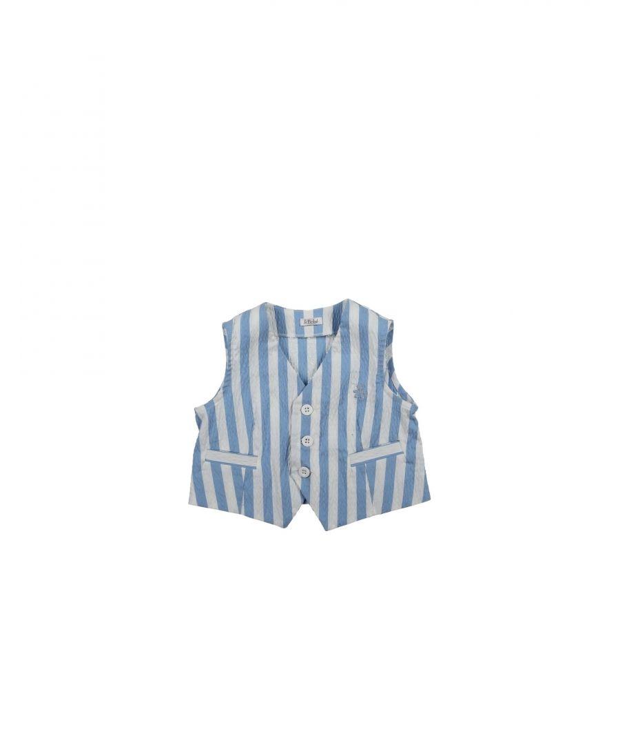 Image for SUITS AND JACKETS Boy Le Bebé Sky blue Cotton