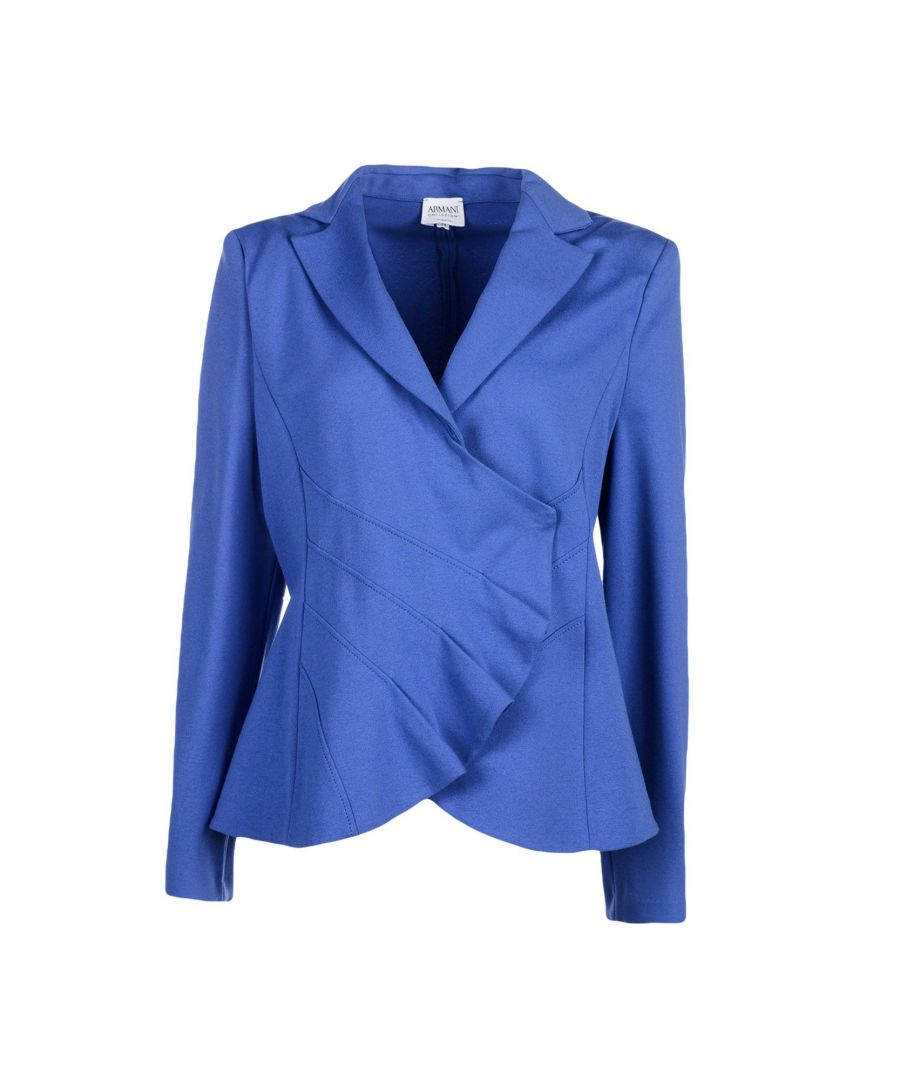 Image for Armani Collezioni Purple Jacket