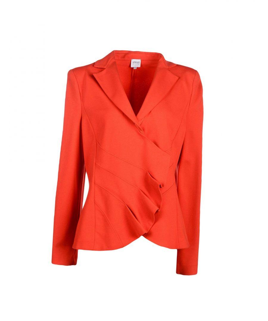 Image for Armani Collezioni Red Jacket