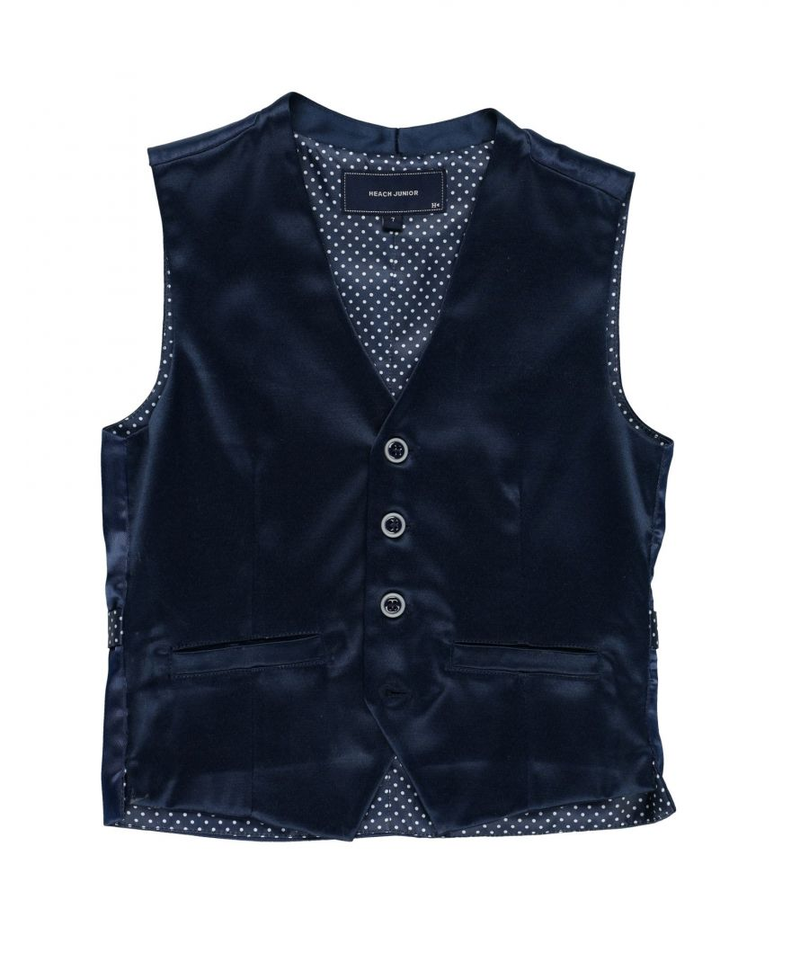 Image for SUITS AND JACKETS Heach Junior By Silvian Heach Dark blue Boy Polyester