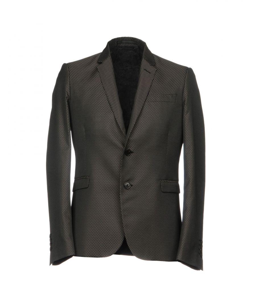 Image for Messagerie Grey Single Breasted Jacket