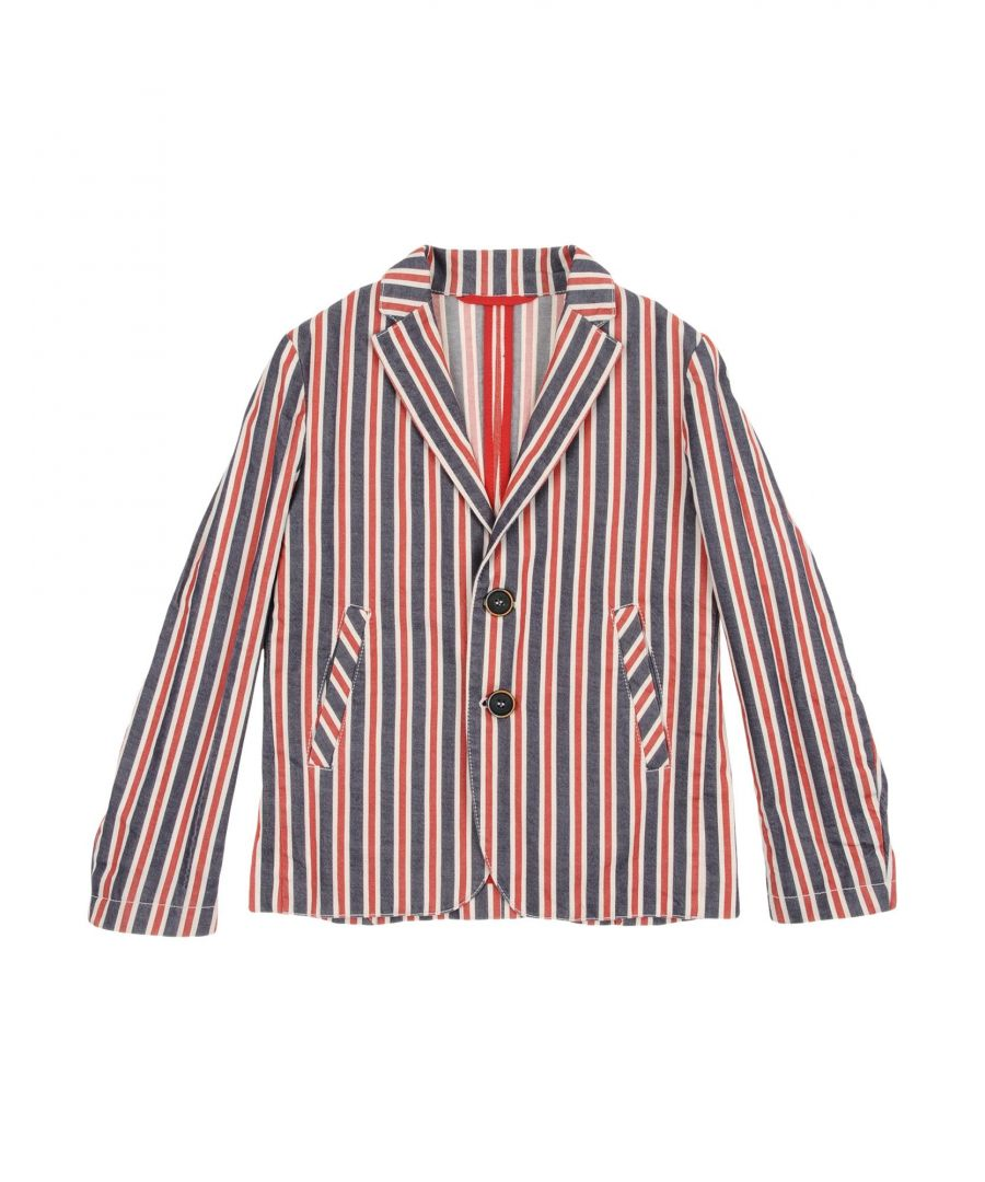 Image for SUITS AND JACKETS Tagliatore Red Boy Cotton
