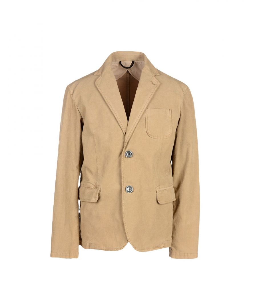 Image for Armani Jeans Sand Cotton Jacket