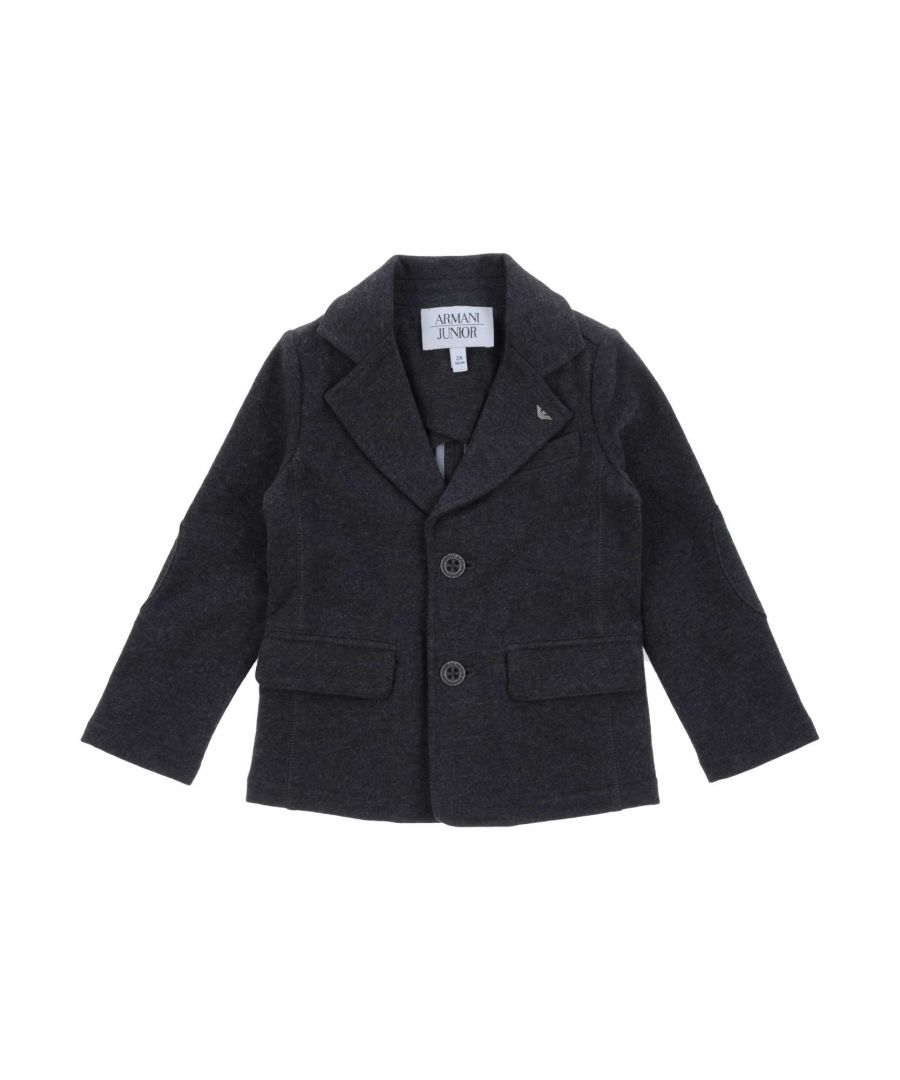 Image for SUITS AND JACKETS Armani Junior Lead Boy Other Fibres