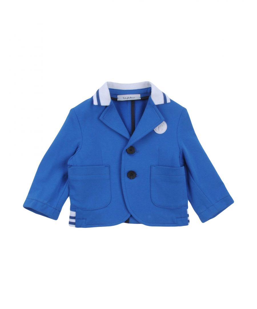 Image for SUITS AND JACKETS Byblos Blue Boy Cotton