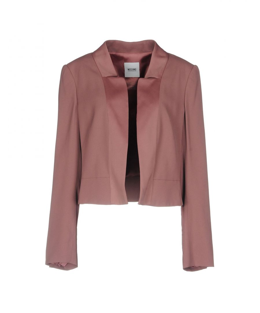 Image for Moschino Cheap And Chic Pastel Pink Jacket