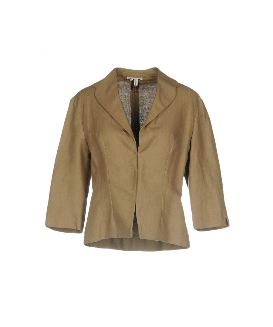 Image for SUITS AND JACKETS Costume National Beige Woman Cotton