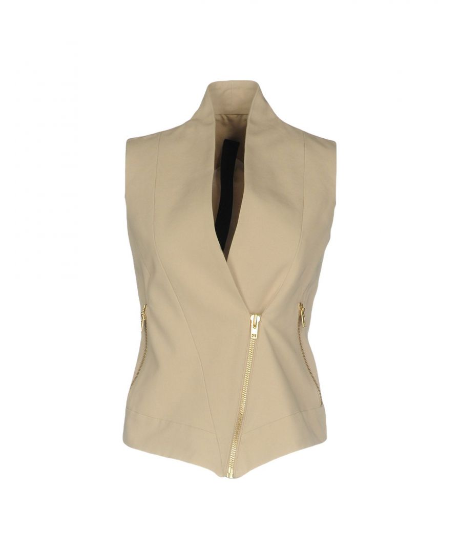 Image for SUITS AND JACKETS Gareth Pugh Beige Woman Cotton