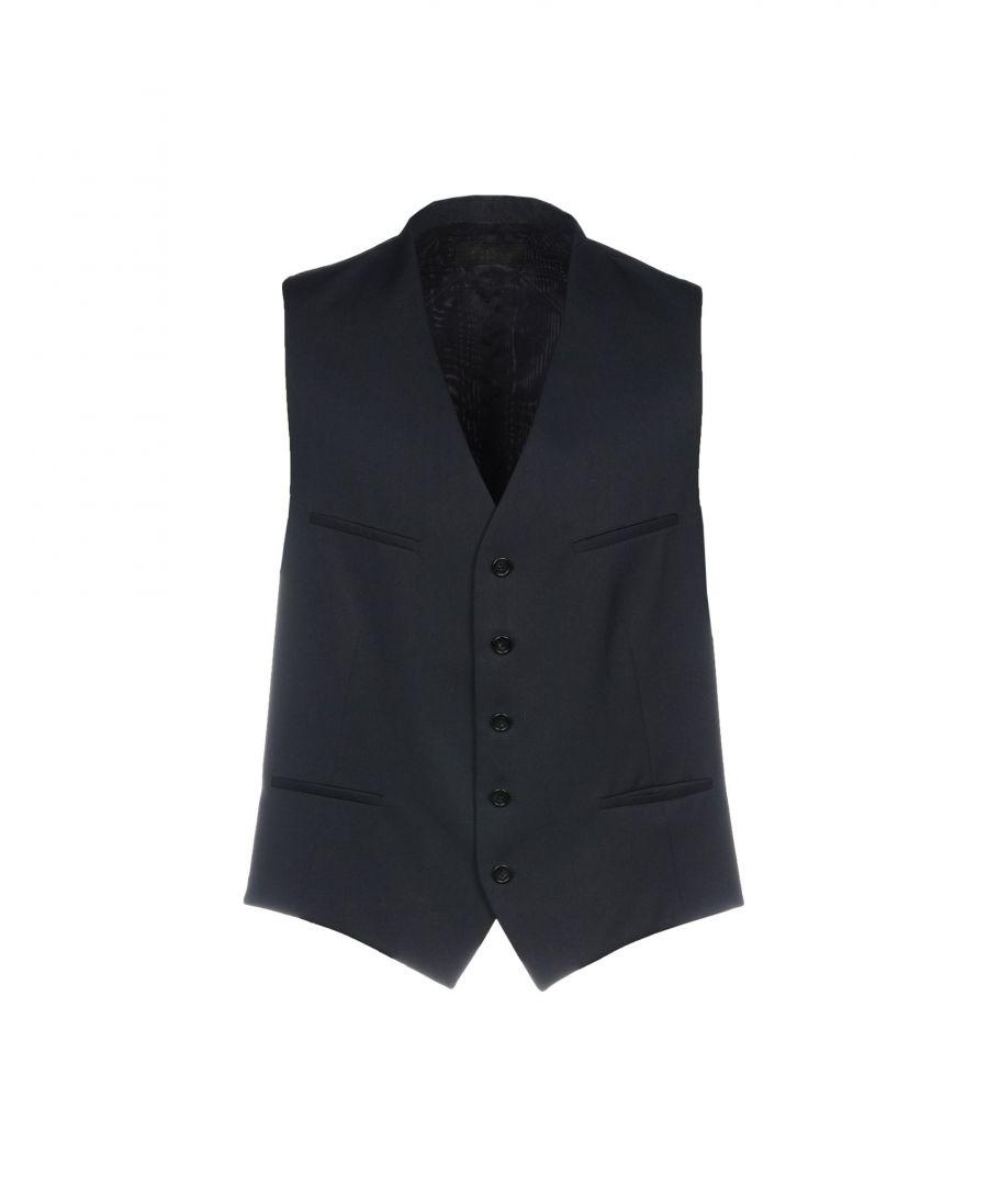 Image for Zzegna Dark Blue Waistcoat