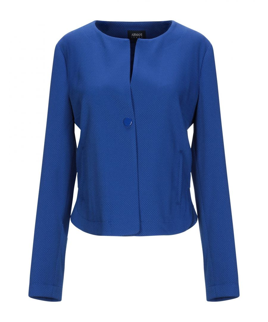 Image for Armani Jeans Bright Blue Jacket