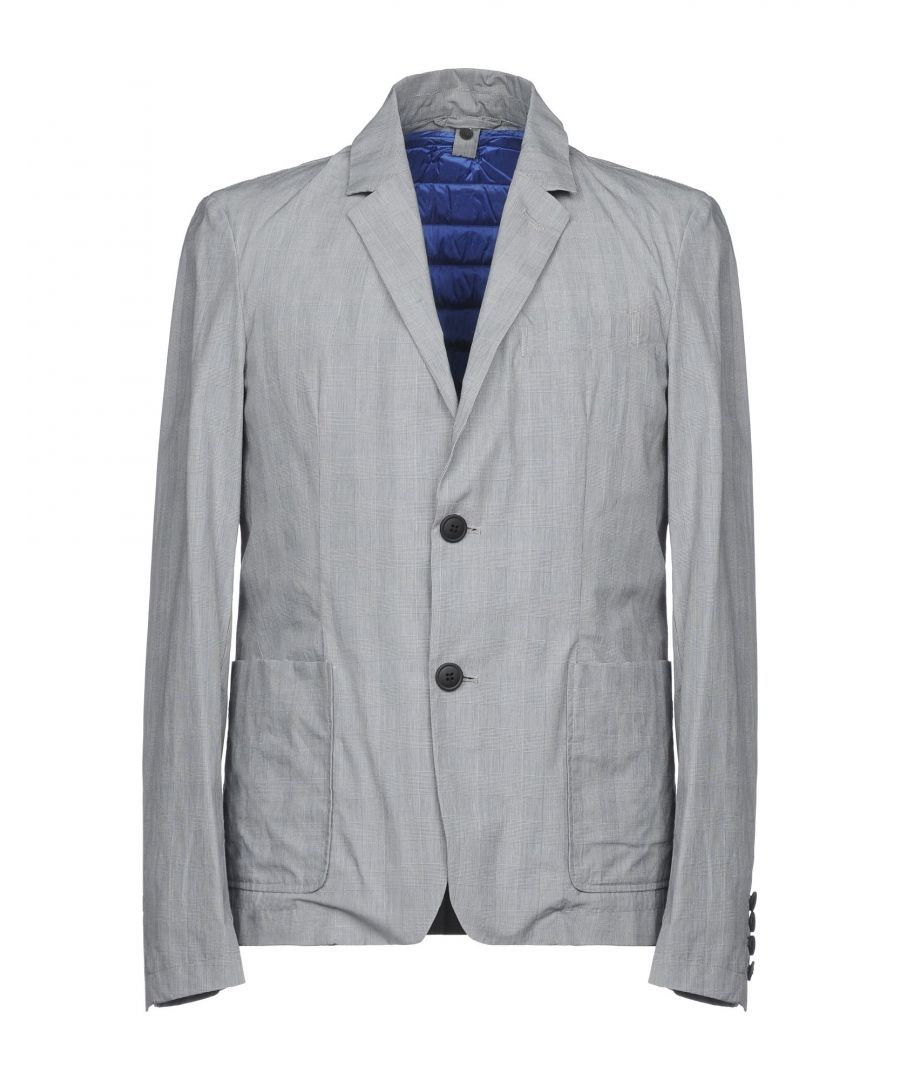 Image for Add Grey Single Breasted Jacket