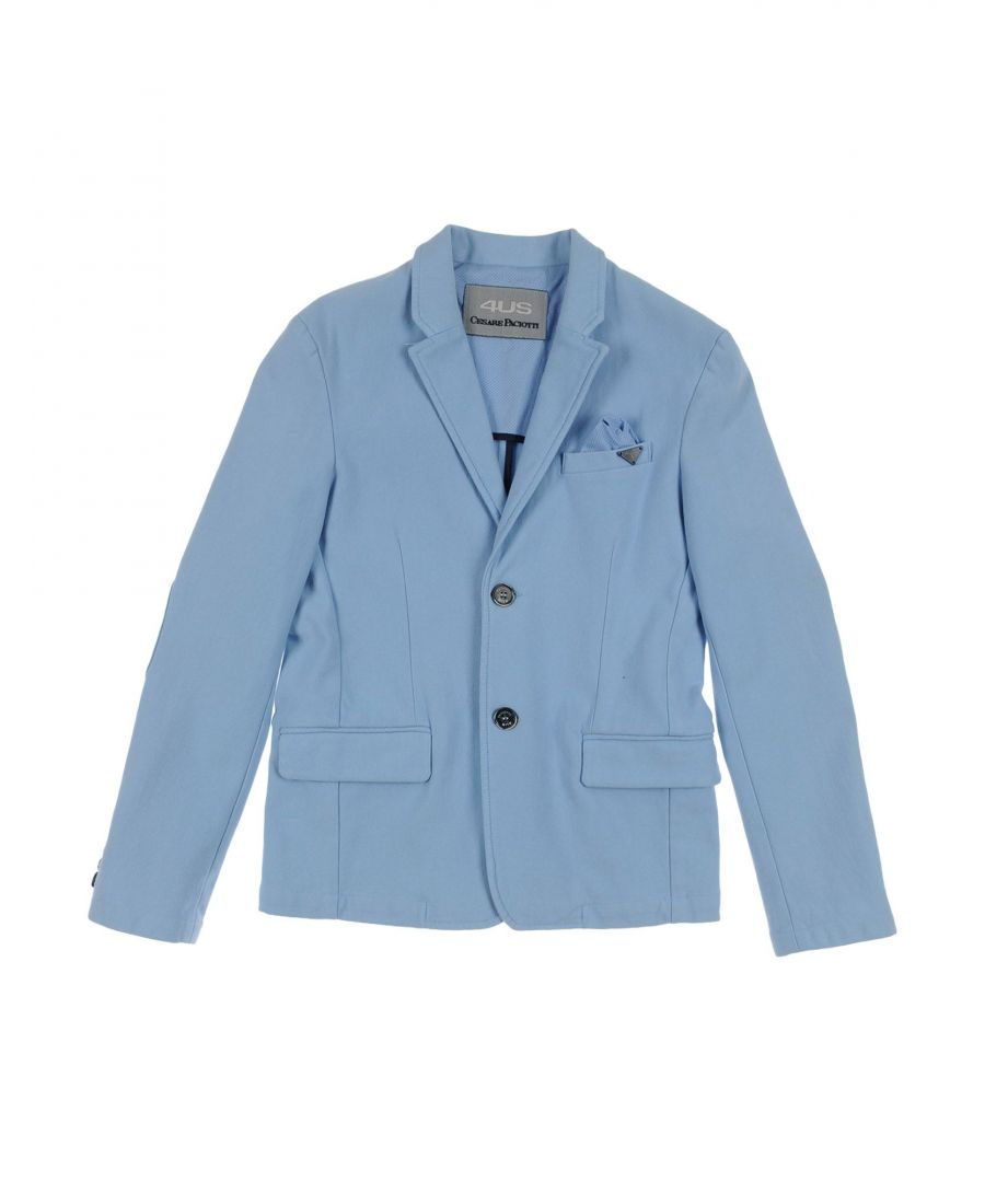Image for SUITS AND JACKETS Cesare Paciotti 4Us Sky blue Boy Cotton