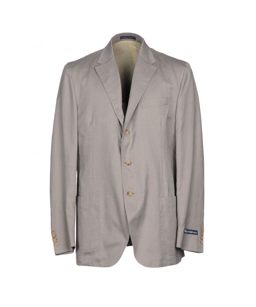 Image for SUITS AND JACKETS Polo Ralph Lauren Beige Man Cotton