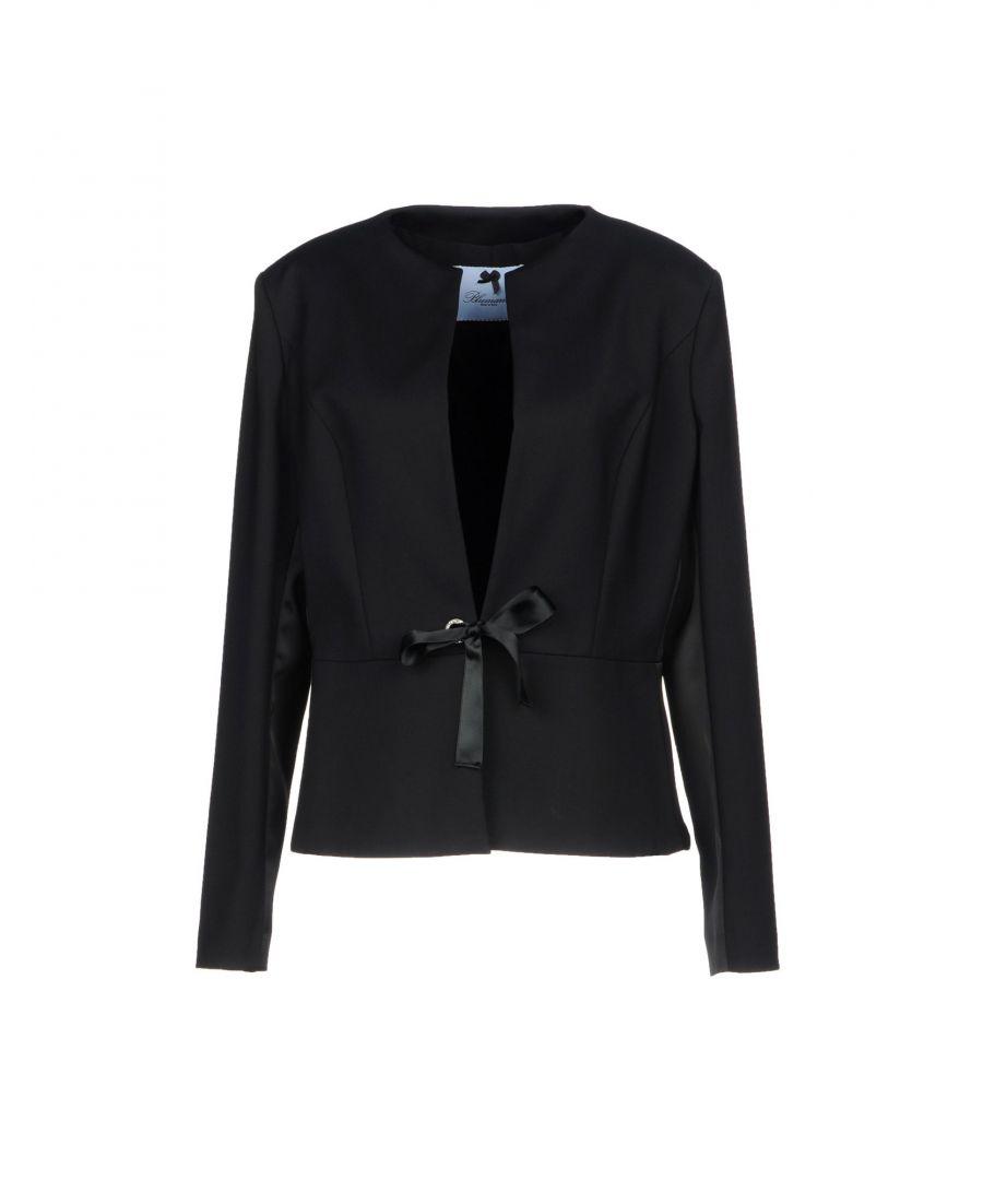 Image for Blumarine Black Cotton Jacket