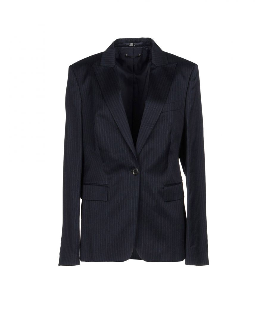 Image for SUITS AND JACKETS Boss Hugo Boss Dark blue Woman Cotton