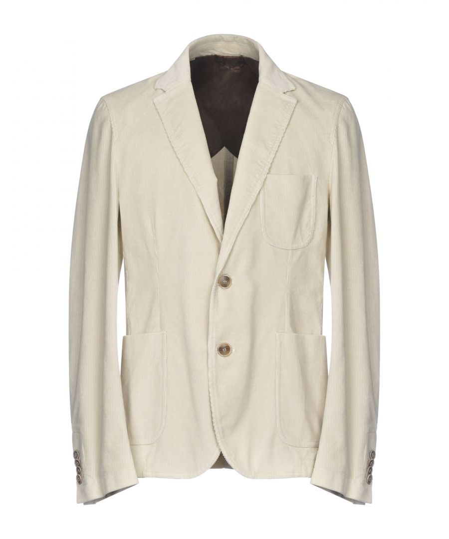Image for Harry & Sons Beige Cotton Jacket