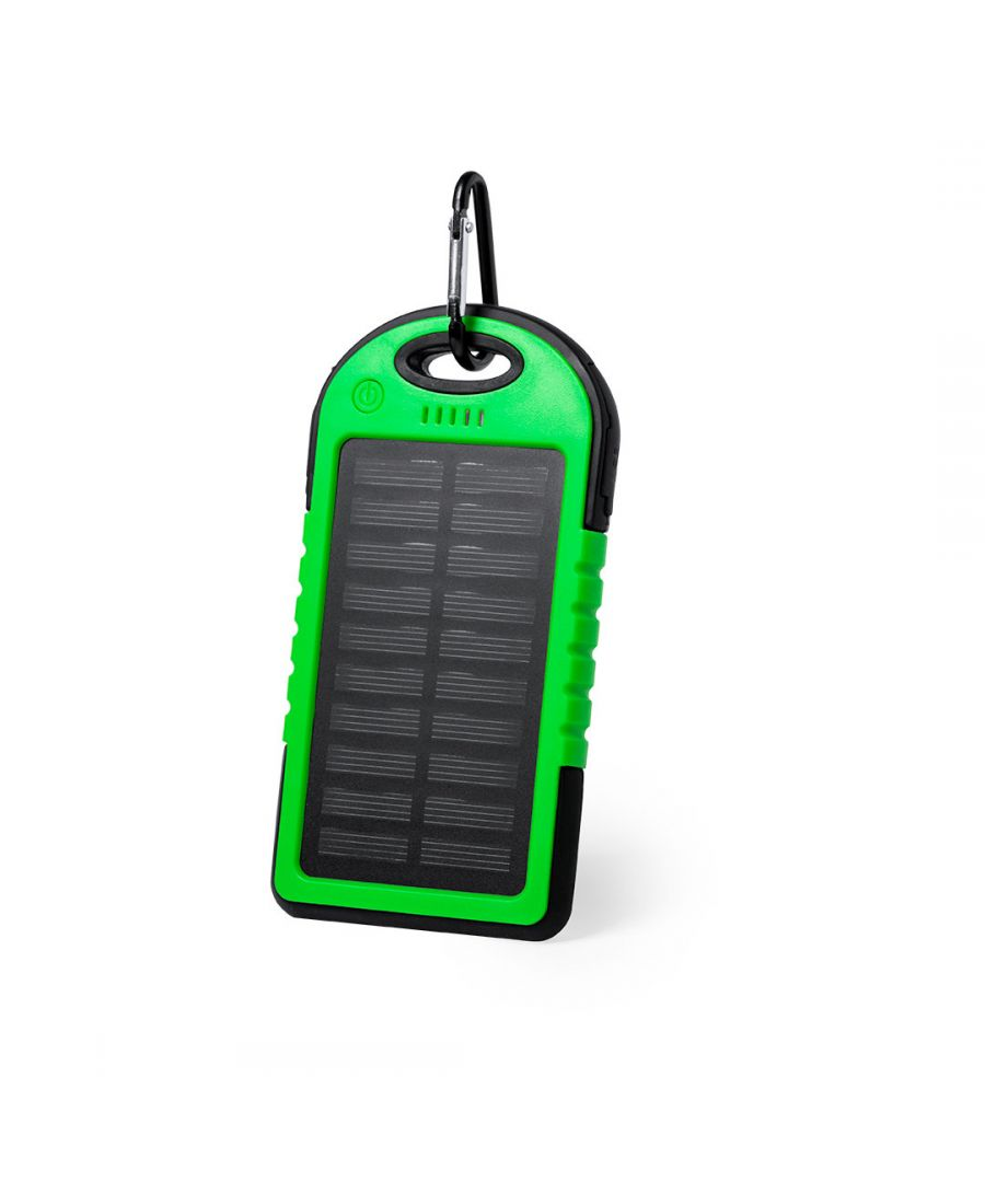 Image for Power Bank Solar Green
