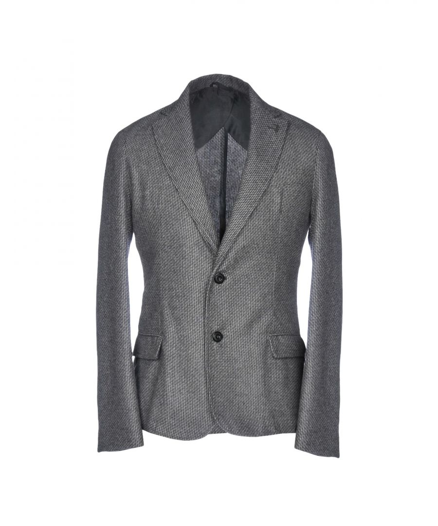 Image for SUITS AND JACKETS Trussardi Jeans Grey Man Wool