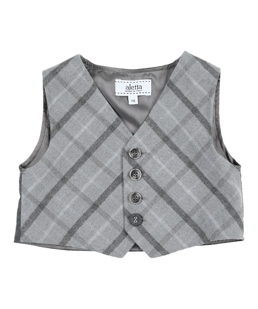Image for SUITS AND JACKETS Boy Aletta Grey Polyester