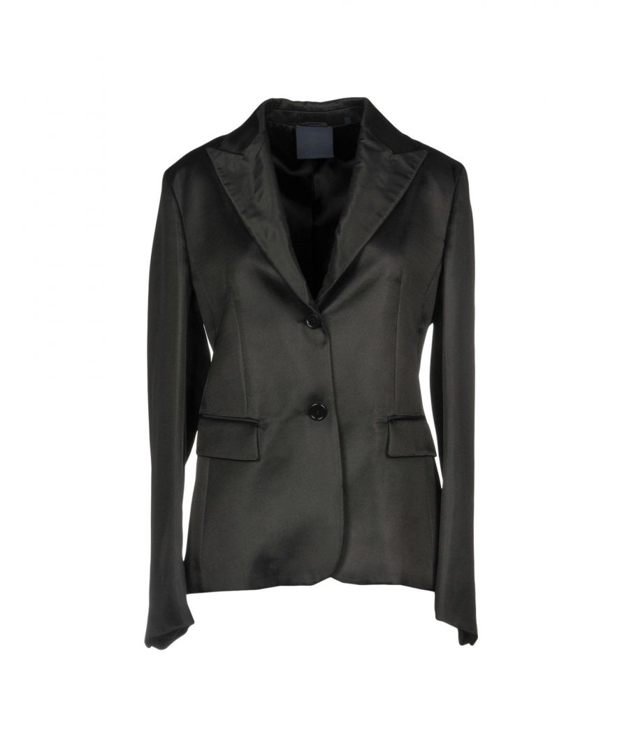 Image for SUITS AND JACKETS Aspesi Black Woman Silk