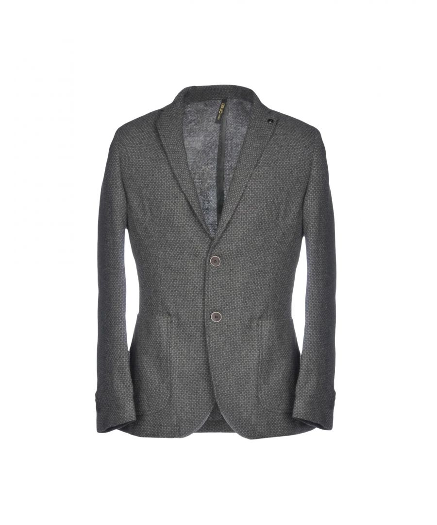 Image for Liu Jo Man Grey Single Breasted Jacket