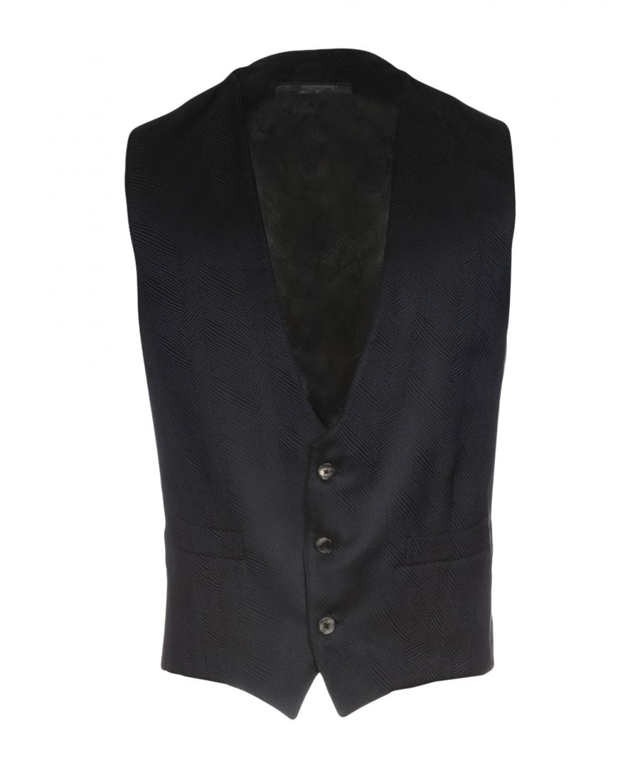 Image for SUITS AND JACKETS Man Messagerie Dark blue Acetate