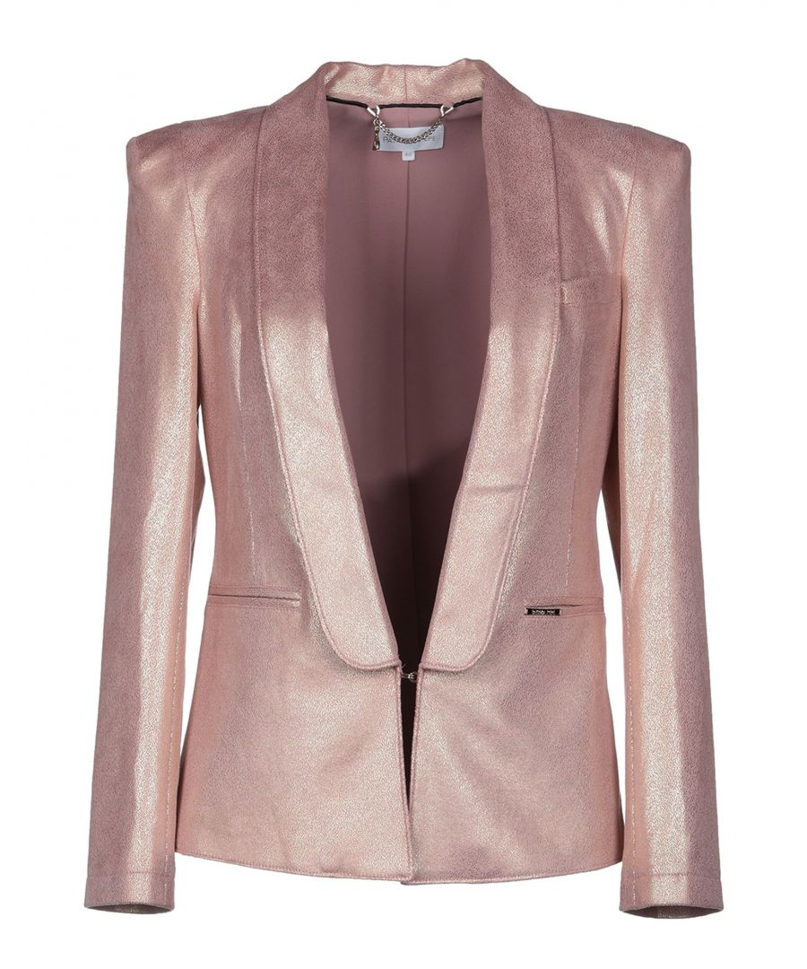 Image for SUITS AND JACKETS Patrizia Pepe Pastel pink Woman Polyester