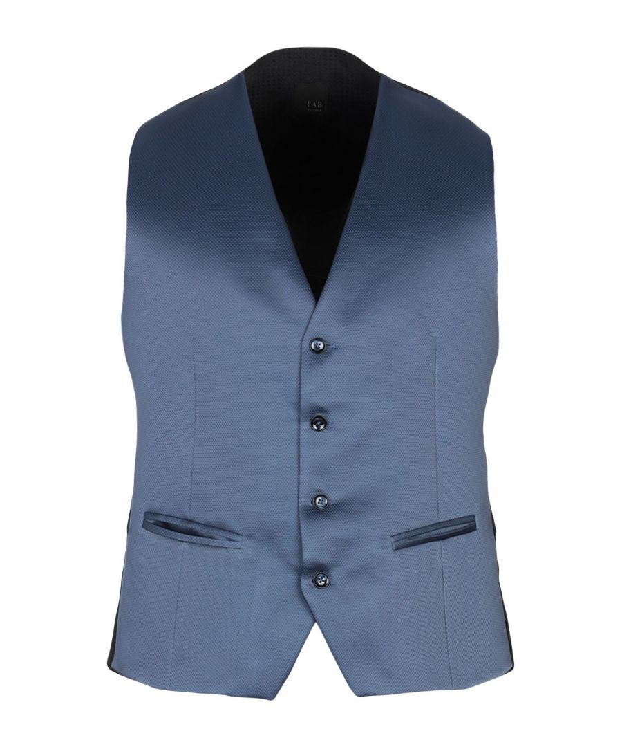 Image for SUITS AND JACKETS Man Lab. Pal Zileri Slate blue Polyester