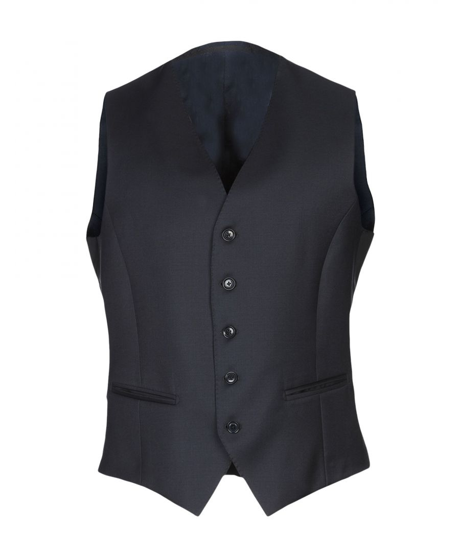 Image for SUITS AND JACKETS Man Pal Zileri Dark blue Wool