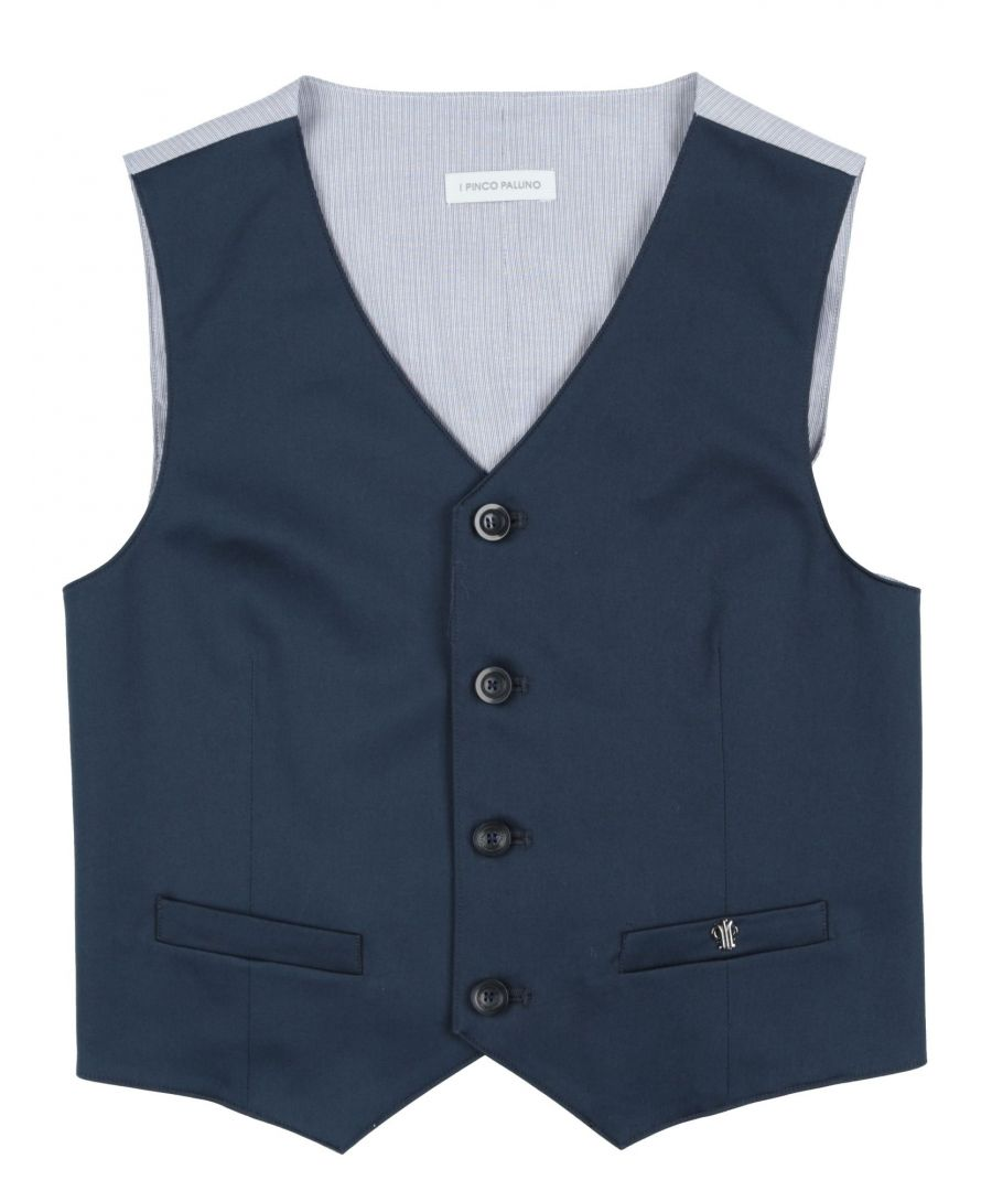 Image for SUITS AND JACKETS Boy I Pinco Pallino Dark blue Cotton