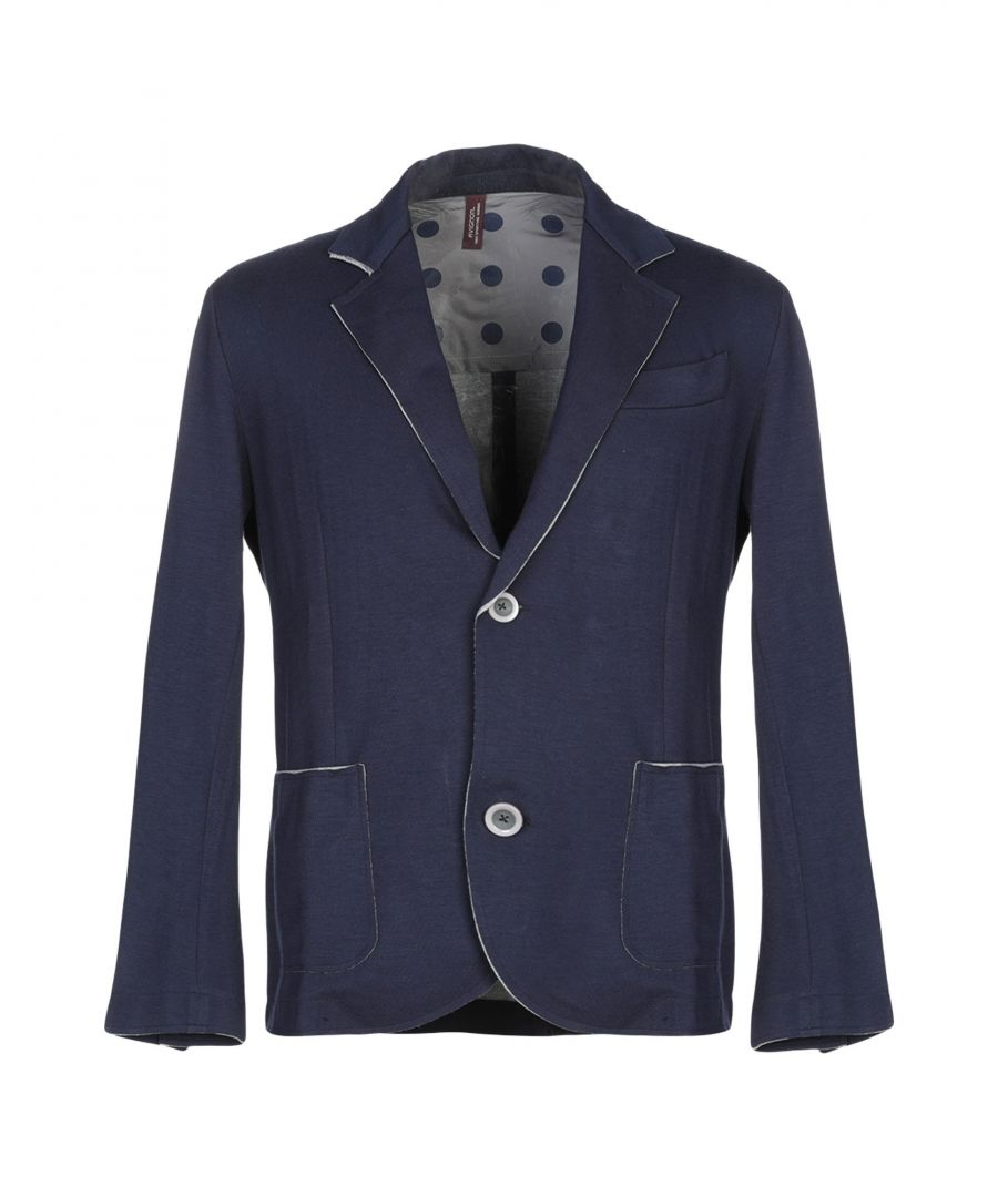 Image for SUITS AND JACKETS Man Avignon Dark blue Acetate