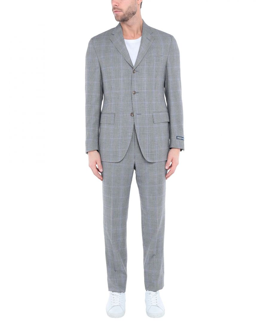 Image for Polo Ralph Lauren Grey Virgin Wool Single Breasted Suit