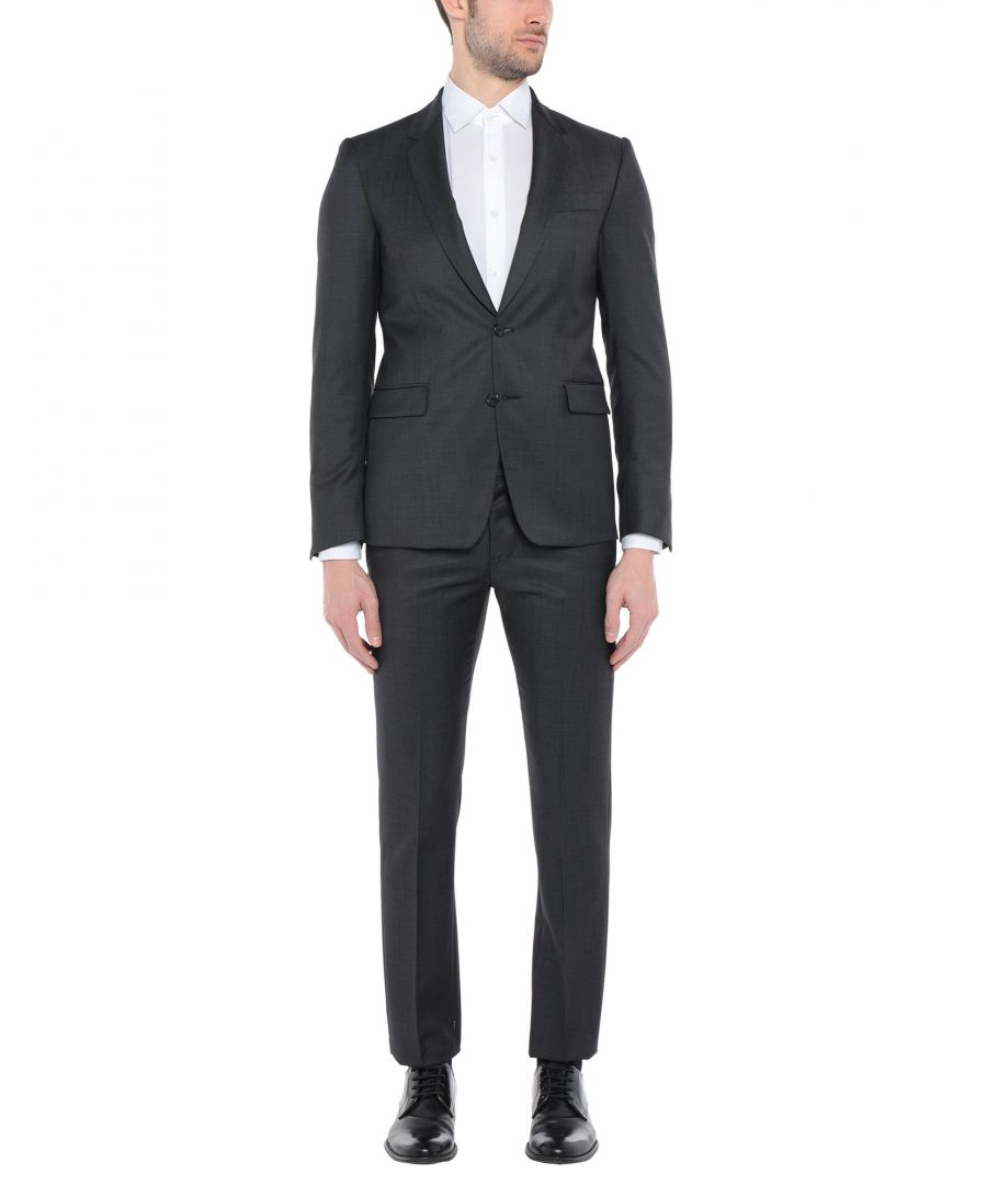 Image for SUITS AND JACKETS Mauro Grifoni Lead Man Virgin Wool
