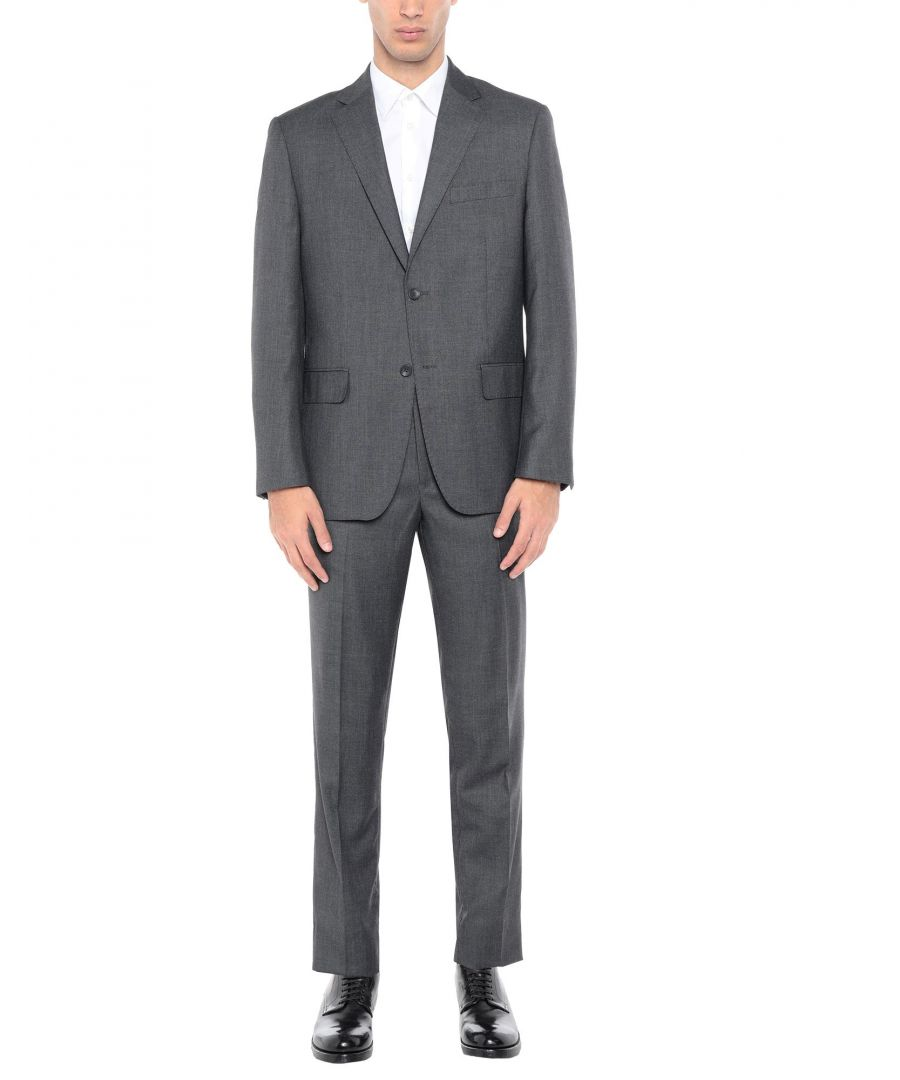 Image for Tru Trussardi Lead Single Breasted Suit
