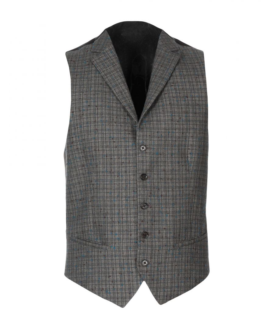 Image for SUITS AND JACKETS Man Cc Collection Corneliani Khaki Linen
