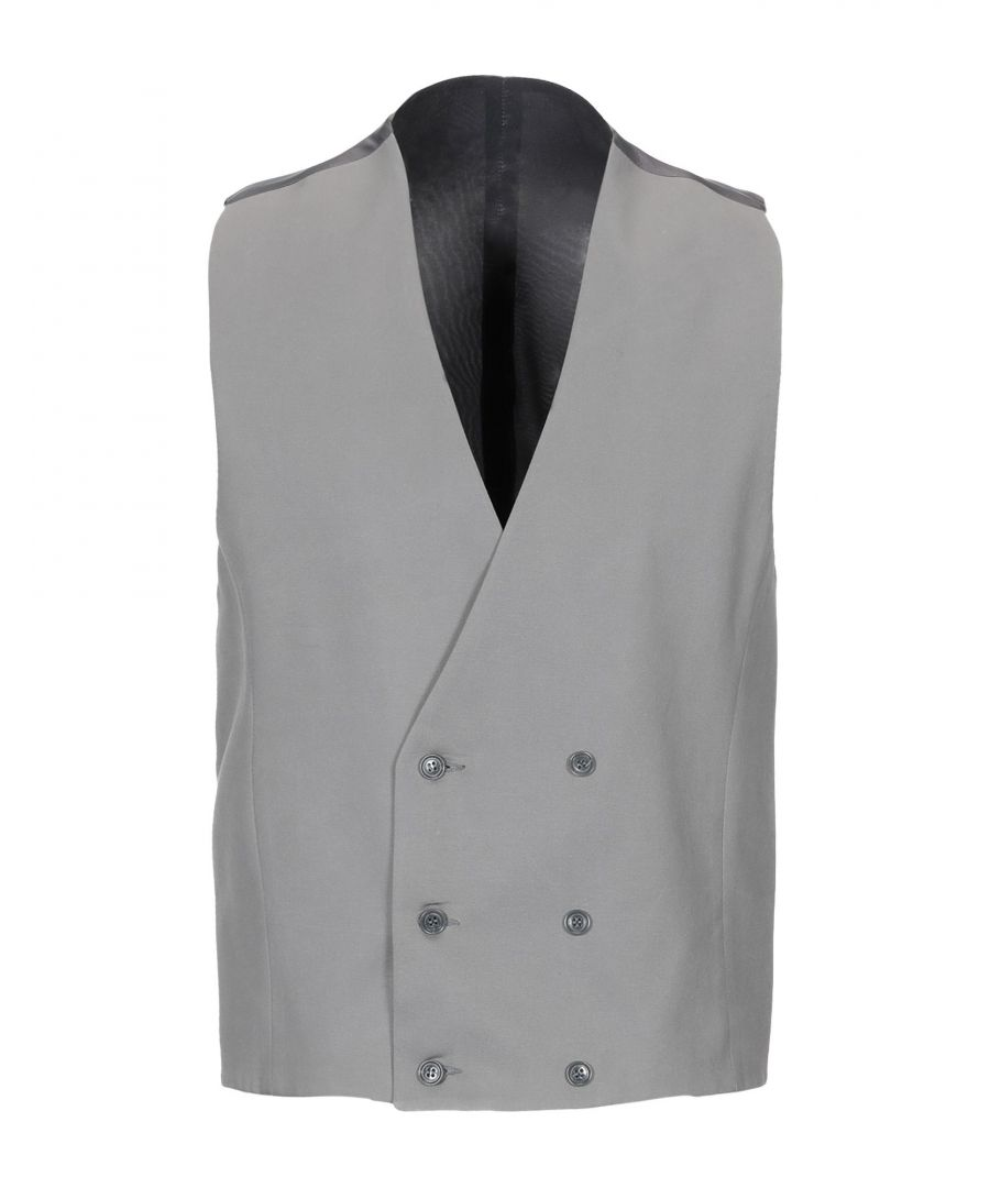 Image for SUITS AND JACKETS Man Alessandro Dell'Acqua Grey Cotton