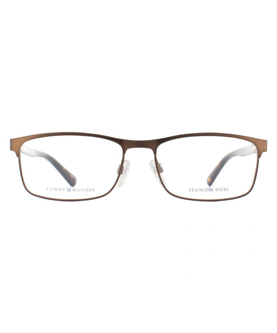 Image for Tommy Hilfiger Glasses Frames TH 1529 09Q Brown Havana