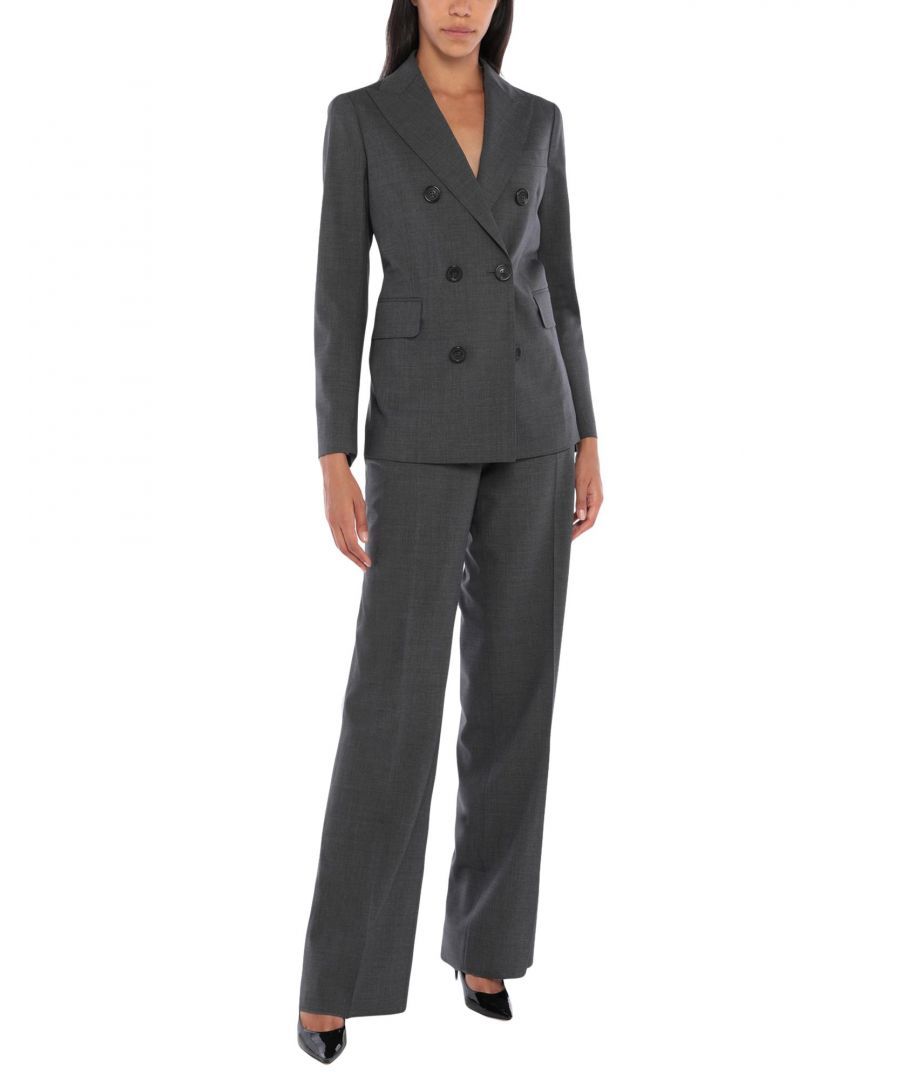 Image for Dsquared2 Lead Virgin Wool Double Breasted Suit