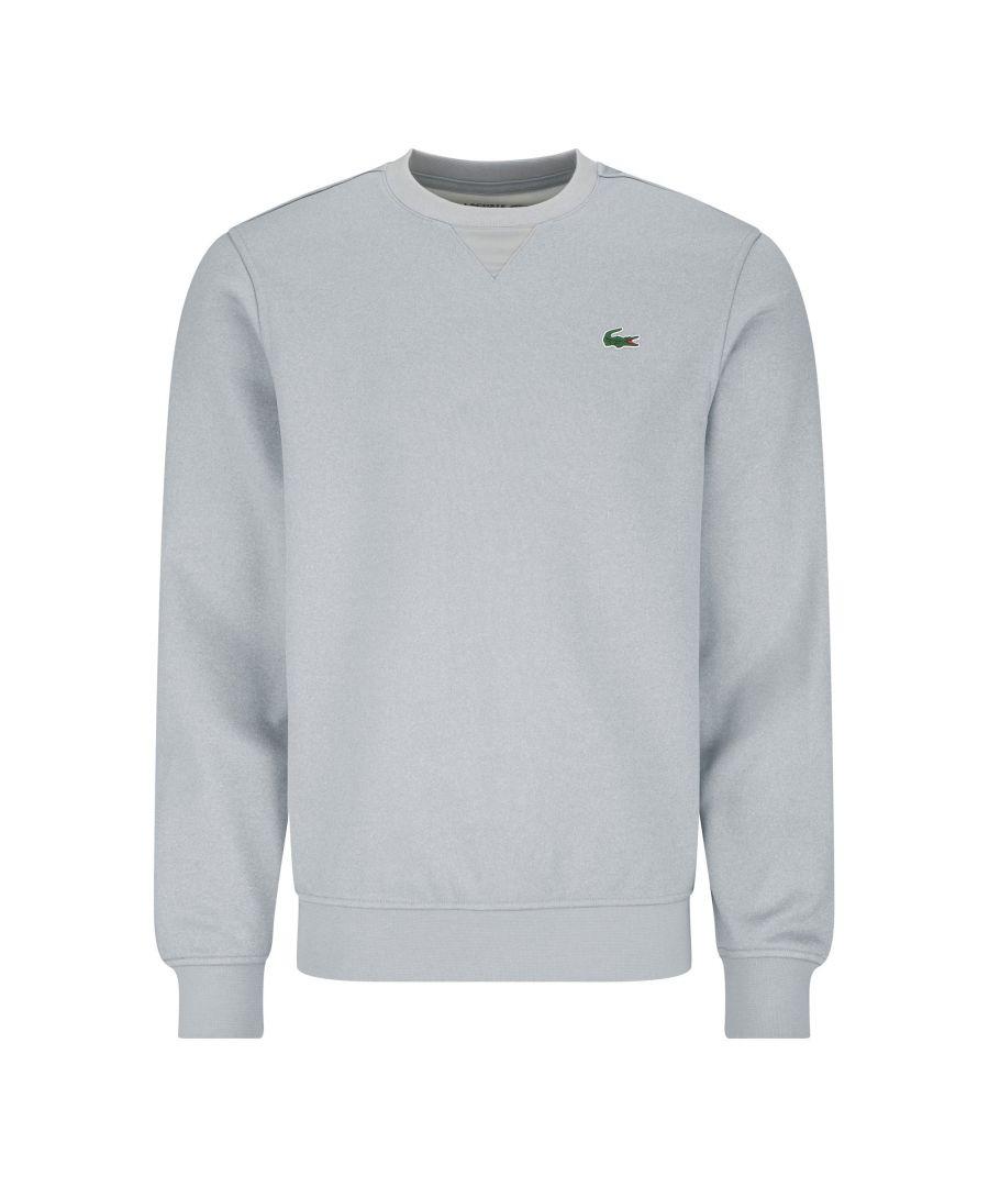 Image for Lacoste Polyester Sweatshirt - Grey