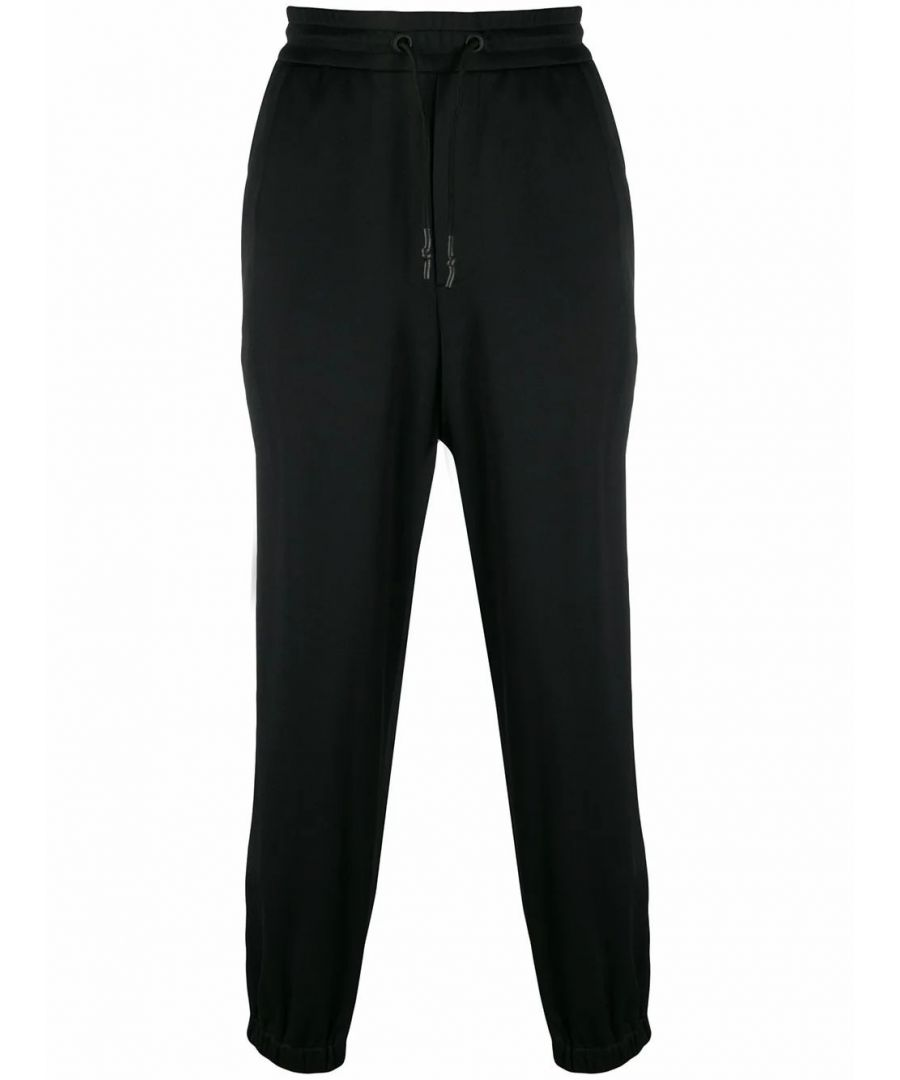 Image for MCQ BY ALEXANDER MCQUEEN MEN'S 547372RNQ131000 BLACK POLYESTER JOGGERS