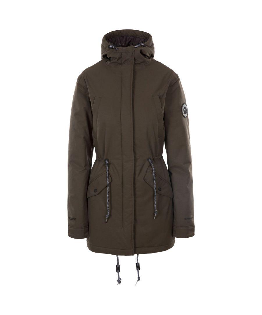 Image for Trespass Womens/Ladies Mae DLX Jacket (Ivy)