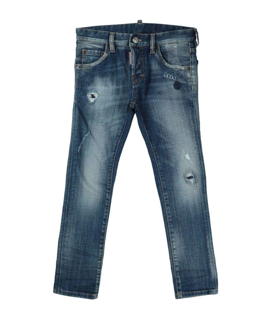 Image for Dsquared2 Boy Denim trousers Cotton