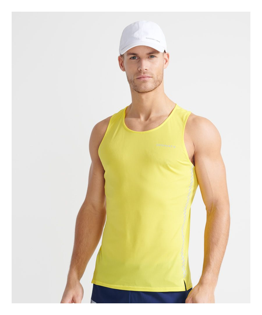 Image for Sport Run  Feather Weight Singlet