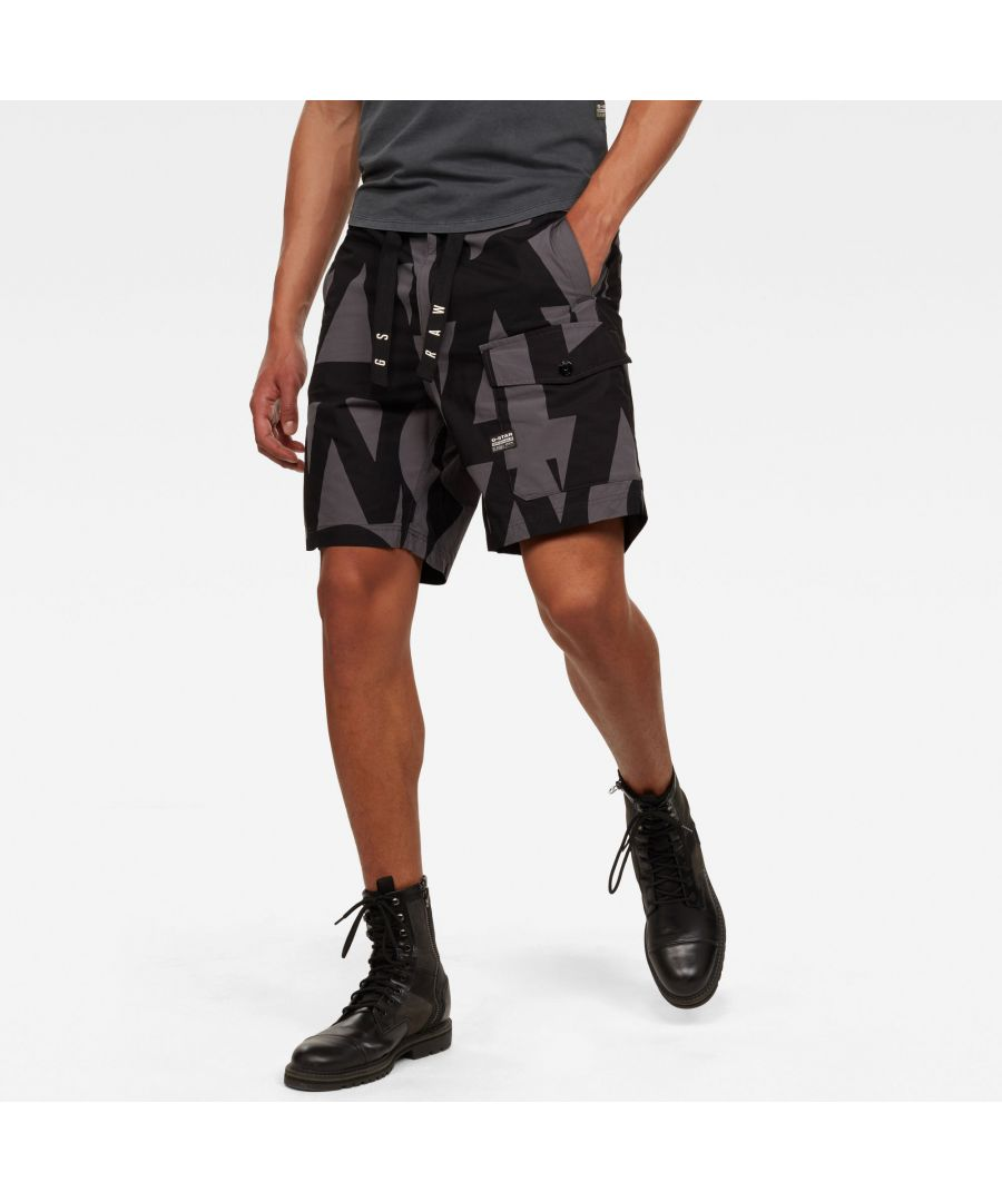 Image for G-Star RAW Front Pocket Sport Shorts