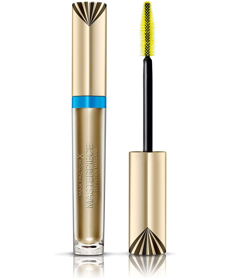 Image for Max Factor Masterpiece High Definition Waterproof Mascara - Black/Brown