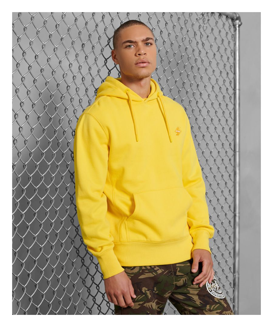 Image for Superdry Sportstyle Brushed Hoodie
