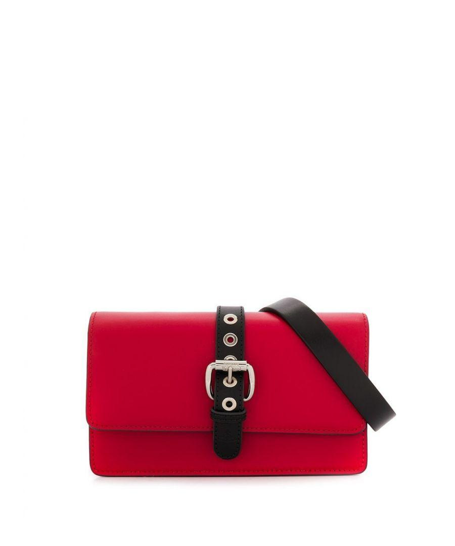 Image for VIVIENNE WESTWOOD WOMEN'S 4307000440242LAH402 RED LEATHER BELT BAG